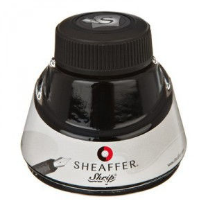 "Encrier Sheaffer® Skrip 50 ml ""Noir"""