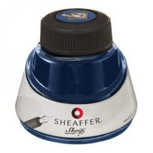 "Encrier Sheaffer® Skrip 50 ml ""Bleu/Noir"""
