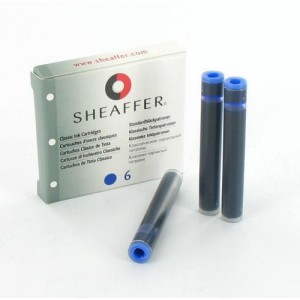 Cartouches Sheaffer® Bleues