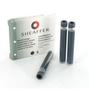 Cartouches Sheaffer® Noires